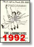 1992 The Gondoliers