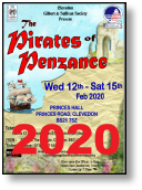 2020 The Pirates of Penzance